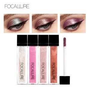 Focallure Makeup - NEW Focallure Glitter Liquid Eyeshadow #09
